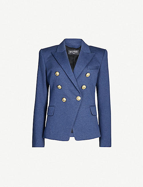 05c0a057 Blazers - Jackets - Coats & jackets - Clothing - Womens - Selfridges ...