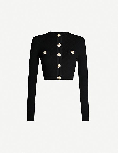 b521ab2c7e15ac Long sleeved - Tops - Clothing - Womens - Selfridges   Shop Online