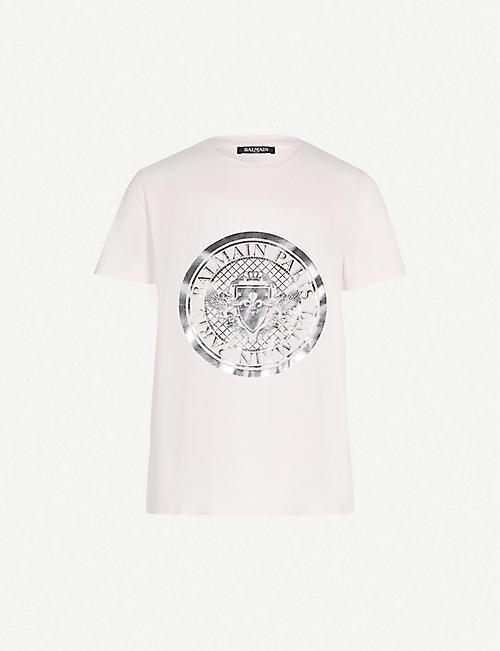 f87217ad12dd T-shirts & Vests - Tops - Clothing - Womens - Selfridges | Shop Online