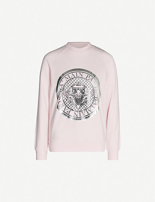 5ccdaaae Hoodies & sweatshirts - Tops - Clothing - Womens - Selfridges | Shop ...