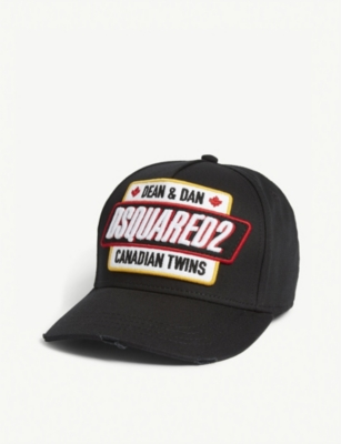 DSQUARED2 Cotton cap