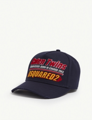 DSQUARED2 Branded baseball cap