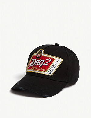 DSQUARED2 ACC Beer mat baseball cap