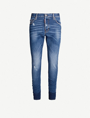 DSQUARED2 Sexy Twist slim-fit jeans