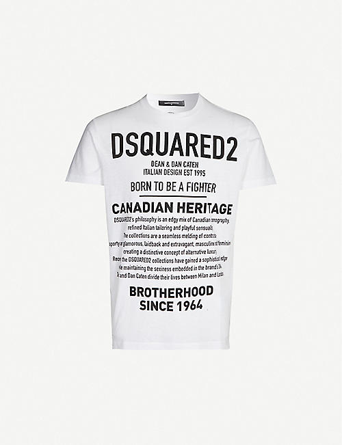 e658d3a04b9d0c DSQUARED2 - Mens - Selfridges | Shop Online