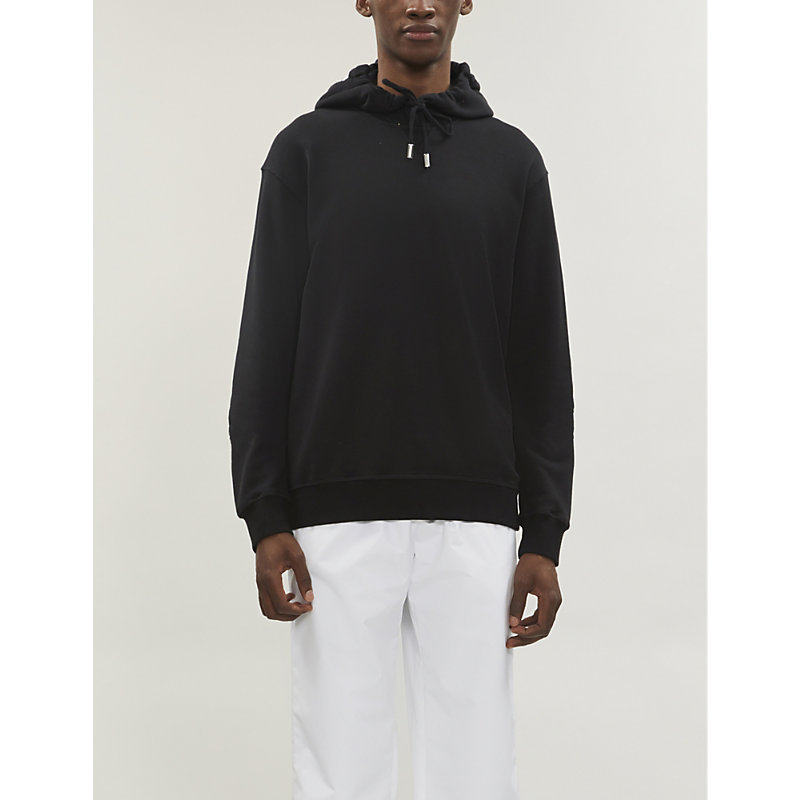 Dsquared2 Tops ICON LOGO-PRINT COTTON-JERSEY HOODY