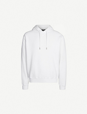 DSQUARED2 Icon logo-print cotton-jersey hoody
