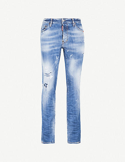 DSQUARED2 Cool Guy slim-fit skinny jeans c96c202ee17e