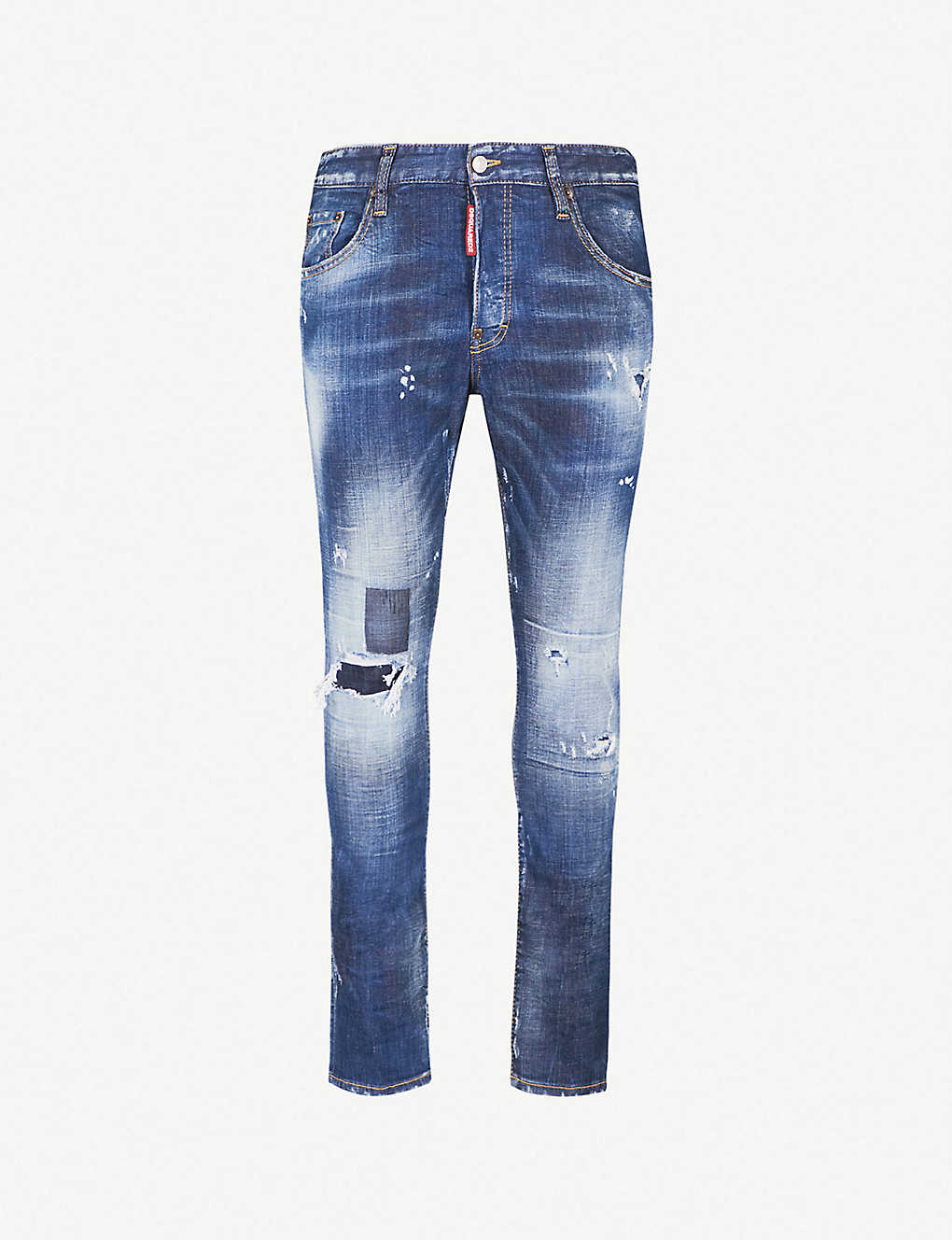 d3161b403 DSQUARED2 - Skater slim-fit skinny jeans | Selfridges.com
