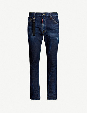 DSQUARED2 Cool Guy faded slim-fit skinny jeans