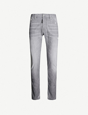 DSQUARED2 Cool Guy faded slim-fit jeans