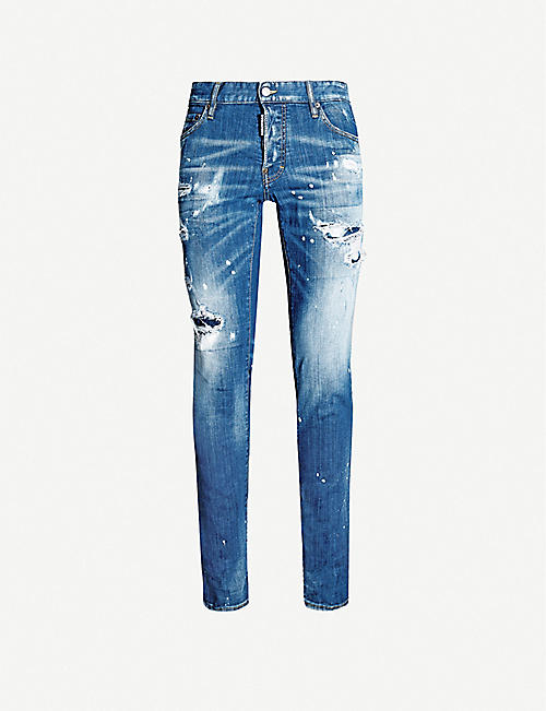 183dd115fd18 Mens Designer Jeans - Distressed, Slim Jeans & more | Selfridges