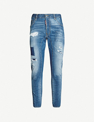 DSQUARED2 Tidy Biker slim-fit jeans