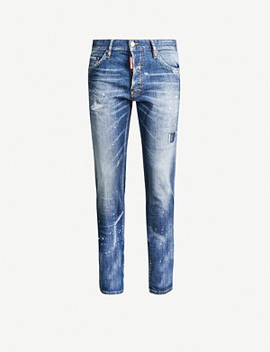DSQUARED2 Cool Guy stretch-denim jeans