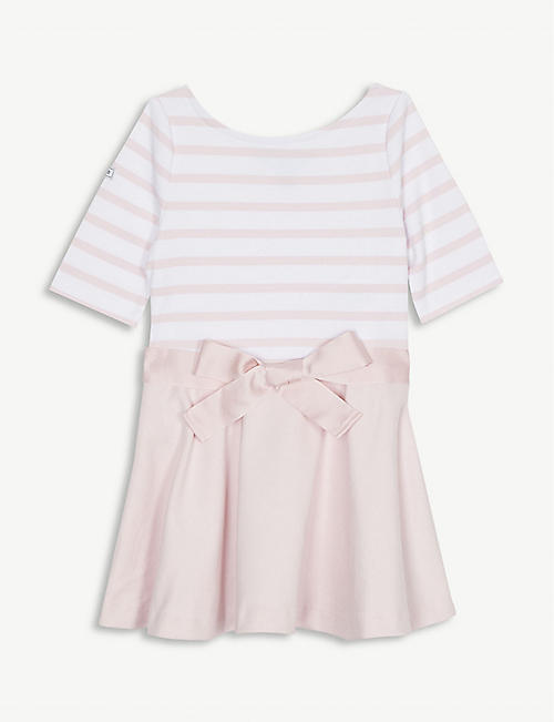 RALPH LAUREN Striped sash dress 2-4 years
