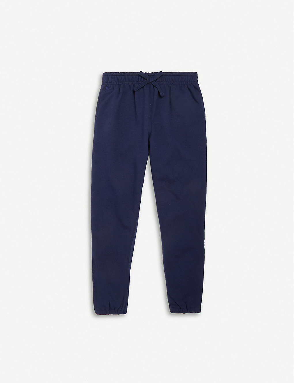 RALPH LAUREN: Side-striped cotton jogger trousers 2-5 years