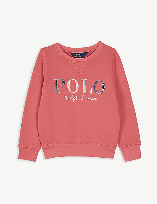 0bc7109f0411 RALPH LAUREN - Sweaters - Tops - Girls clothes - Baby - Kids ...