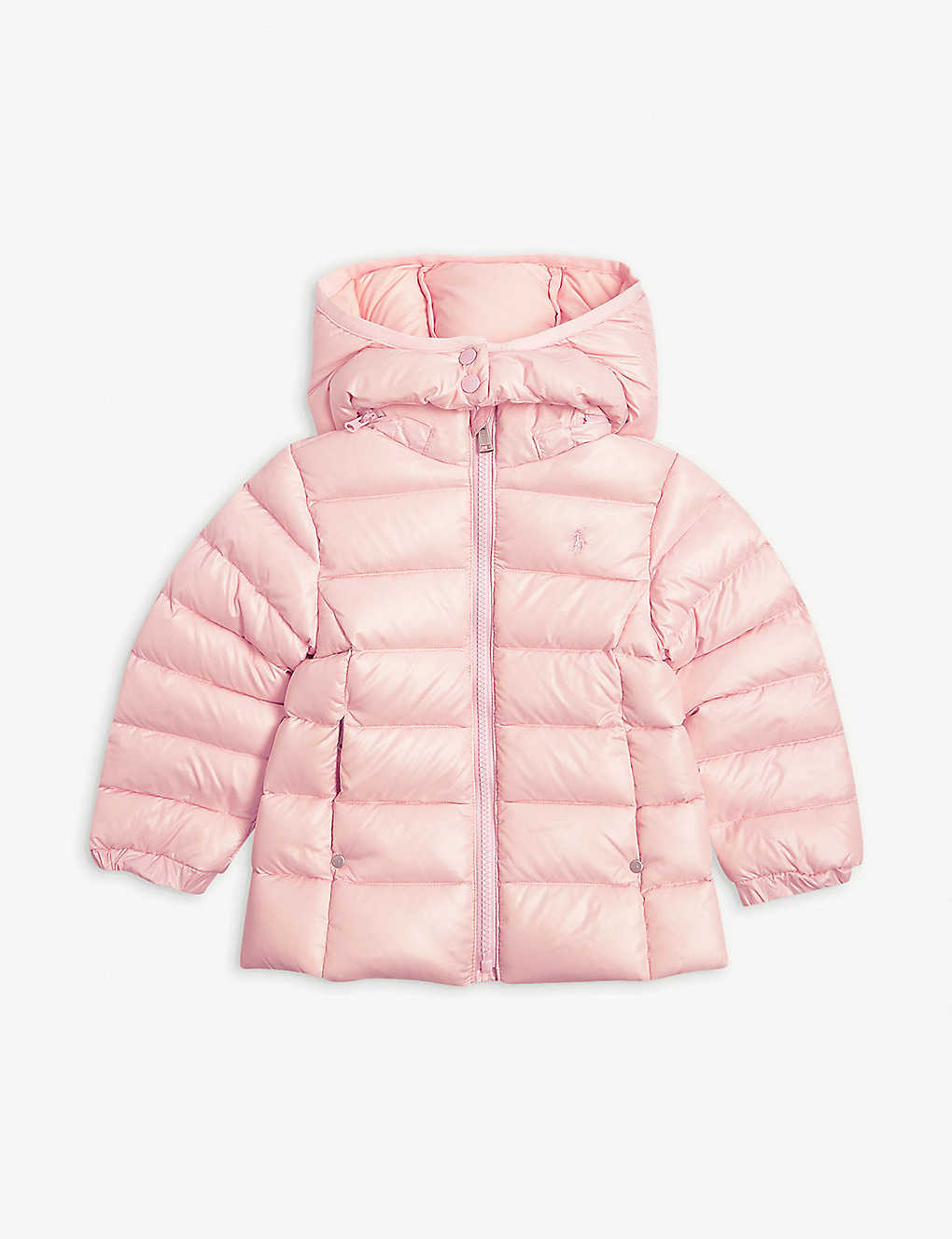 RALPH LAUREN: Quilted down jacket 1-7 years