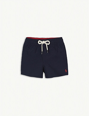 RALPH LAUREN Logo swimming shorts 9-24 months