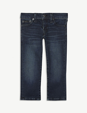 RALPH LAUREN Eldridge Peyton cotton-blend jeans 4-14 years
