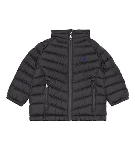 7ca1b1725 RALPH LAUREN - Padded Ripstop jacket 6-24 months