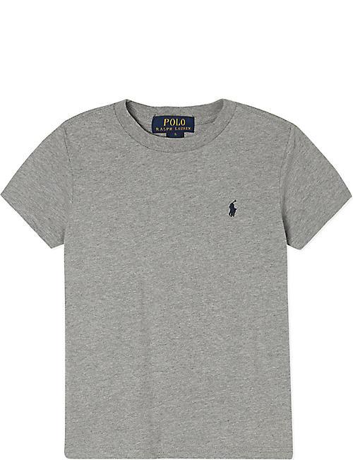 e0950fd7c RALPH LAUREN Logo T-shirt 5-7 years