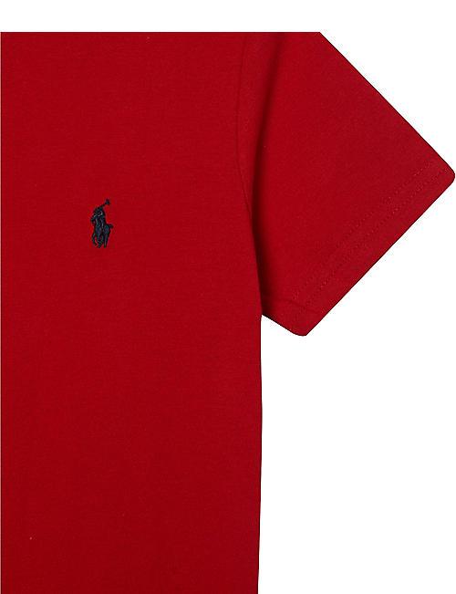2674b886b RALPH LAUREN Logo T-shirt 5-7 years