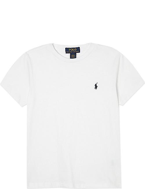 90763b3c7 RALPH LAUREN Logo T-shirt 5-7 years