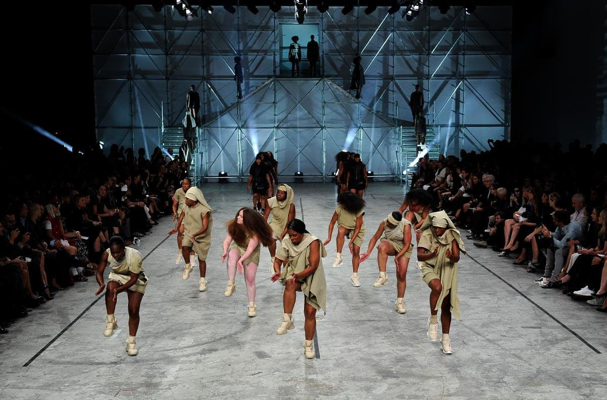 c65ea9be566c Selfridges Loves  the six most radical fashion shows of our