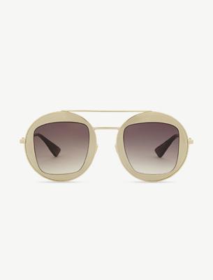 6fbbb063b131 GUCCI - Sunglasses - Accessories - Womens - Selfridges | Shop Online