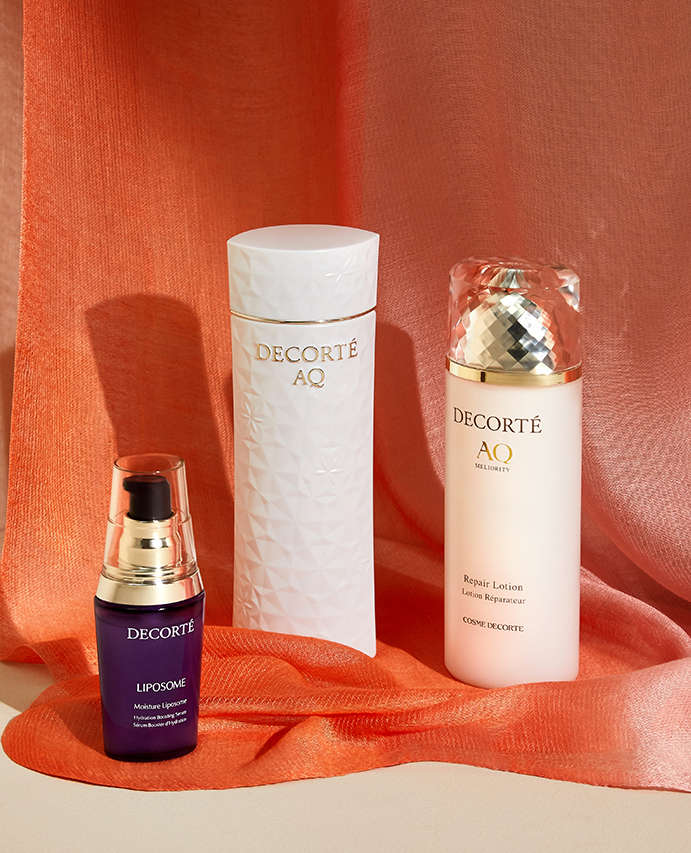 Decorte skincare