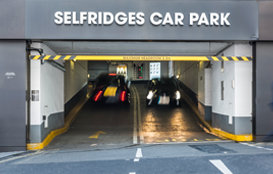 Selfridges Car Park