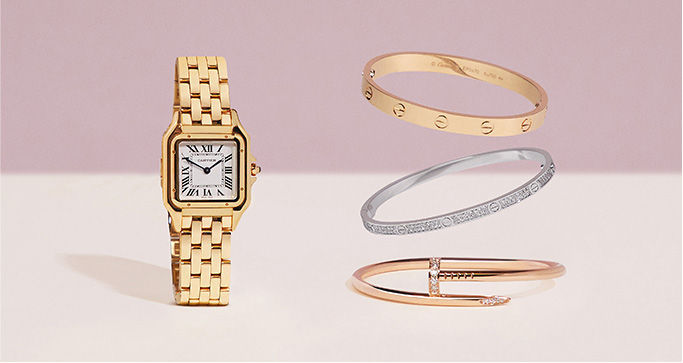 CARTIER: NOW AVAILABLE FOR SHIPPING TO EUROPE