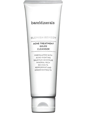 BARE MINERALS Blemish Remedy acne treatment gel'ee cleanser 120ml
