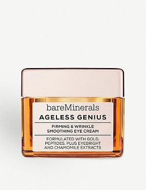 BARE MINERALS Ageless Genius Firming & Wrinkle Smoothing Eye Cream 15g