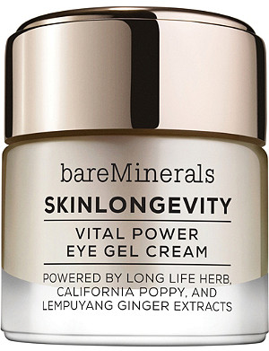 BARE MINERALS SkinLongevity® Vital Power Eye Gel Cream 15ml