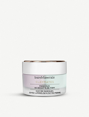 BARE MINERALS Claymates Mask Duo – Be Bright Be Firm 58g