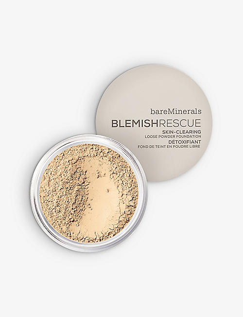 BARE MINERALS: Blemish Rescue Skin-Clearing Loose Powder Foundation 8g
