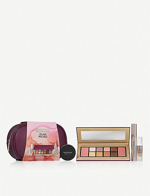 BARE MINERALS Glam Packed makeup essentials kit