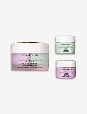 BARE MINERALS Love to Mask Claymates skincare set