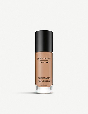 BARE MINERALS barePRO™ Performance Wear Liquid Foundation SPF 20 30ml
