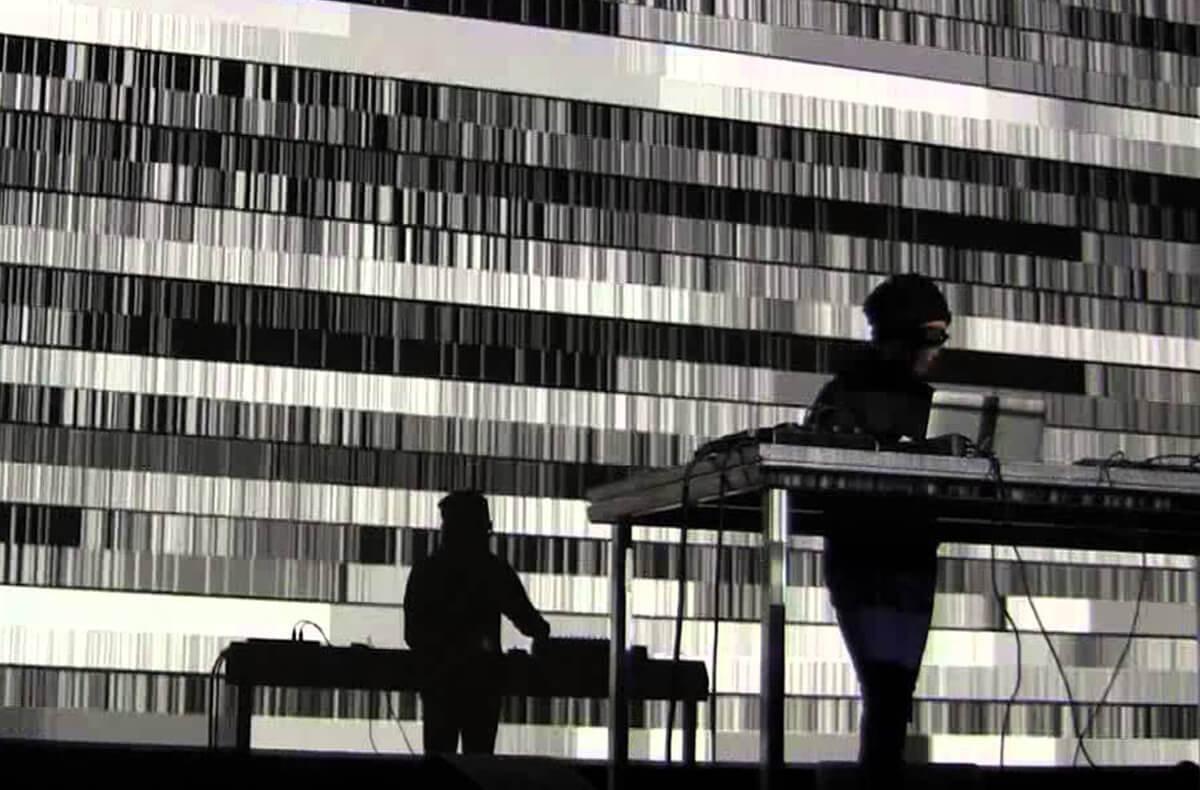 845870022c6f Test Pattern Live (2017) by Ryoji Ikeda – The Old Selfridges Hotel