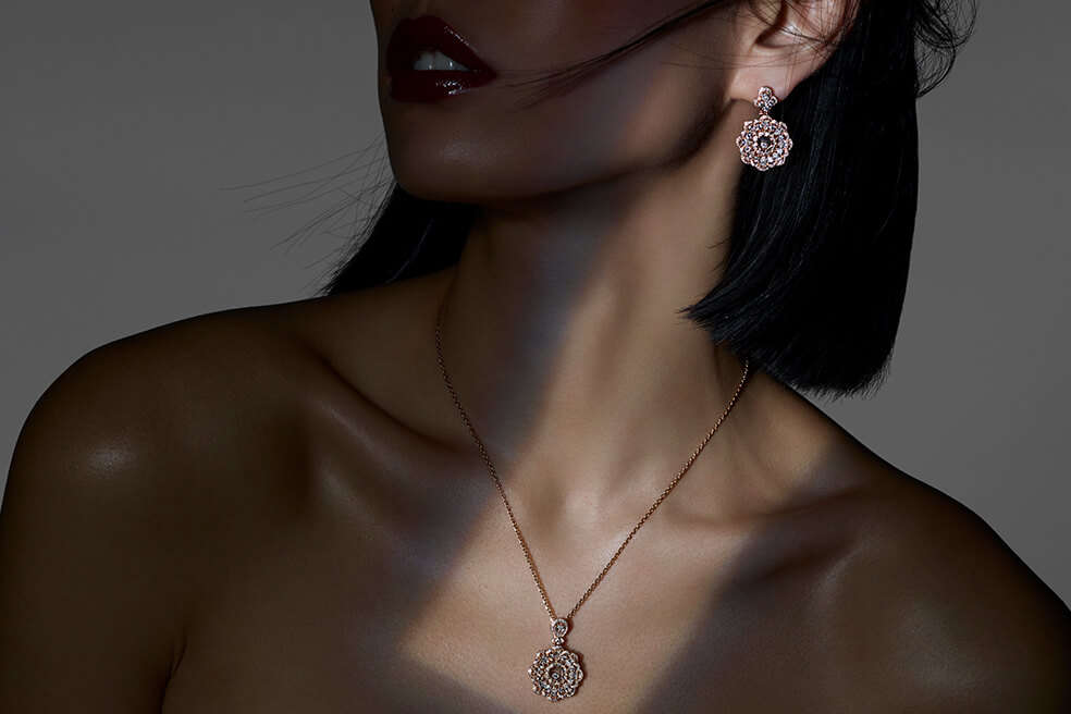 Happy Diamonds Chopard jewellery