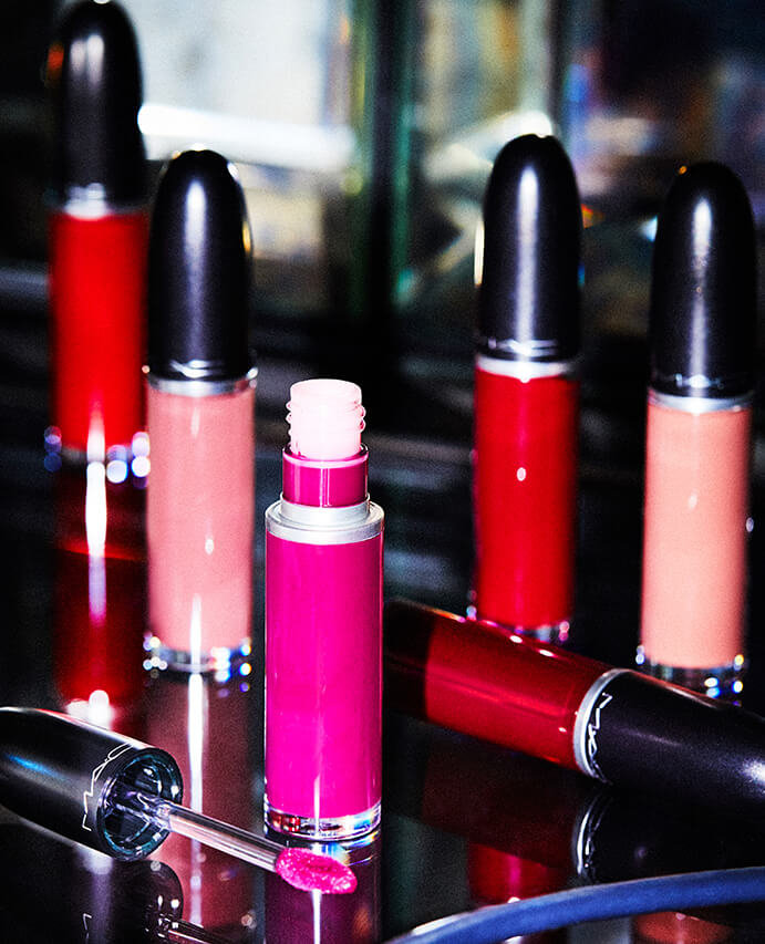 MAC lip set