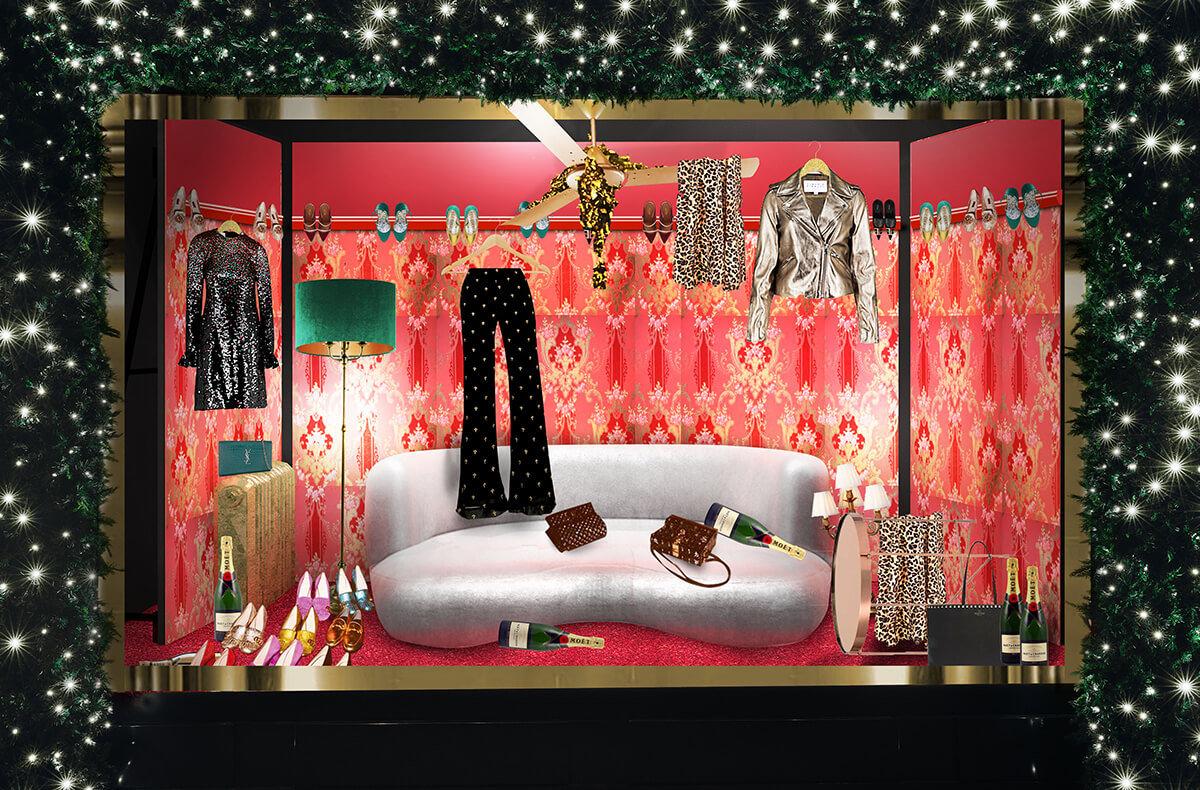 Fabulous Christmas Window Displays