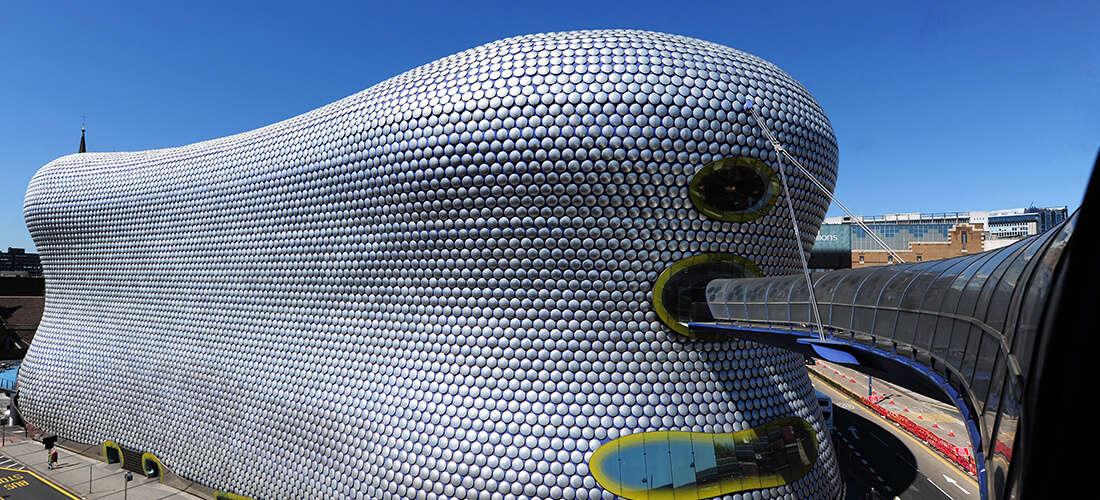 Birmingham   Stores   Selfridges