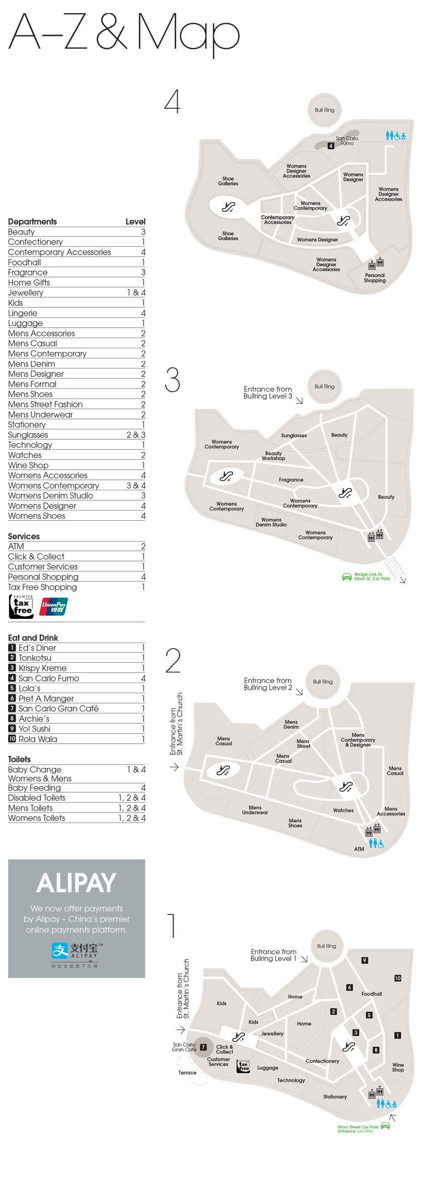 878f06979e Birmingham Store Guide | Birmingham | Selfridges