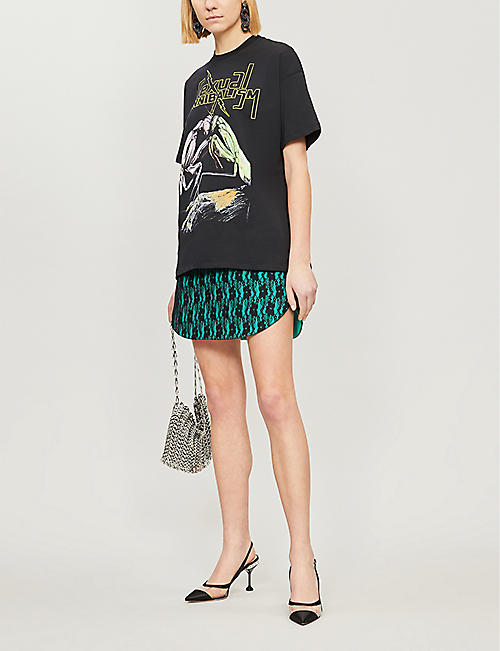 CHRISTOPHER KANE Sexual Cannibalism cotton-jersey T-shirt