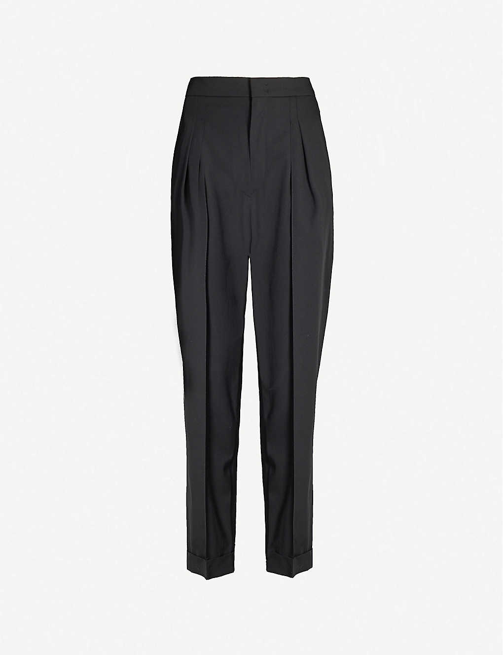 Isabel Marant Pants Pelisso tapered wool trousers