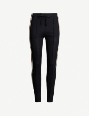 ISABEL MARANT ETOILE Dario jersey trousers